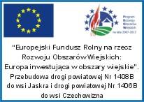 Przebudowa dróg Jaskra, Czechowizna